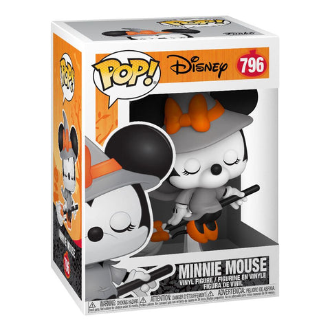 FUNKO POP - DISNEY HALLOWEEN - WITCHY MINNIE MOUSE