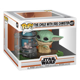 FUNKO POP - STAR WARS THE MANDALORIAN - THE CHILD WITH EGG CANISTER