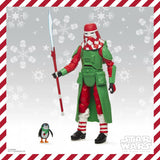 STAR WARS x HASBRO - BLACK SERIES ACTIONFIGUR SNOWTROOPER HOLIDAY EDITION