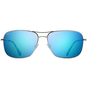 Load image into Gallery viewer, MAUI JIM BLUE HAWAII BREEZEWAY SILVER B773-17