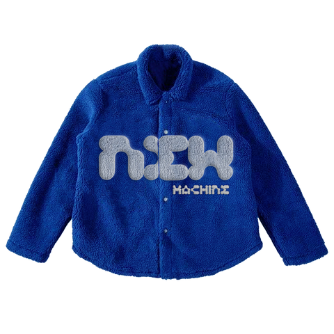 NEW MACHINE FLEECE JACKET