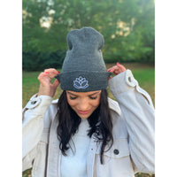 Toque with cuff