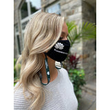#careneverstops cloth mask