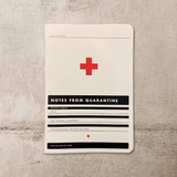 Quarantine Notebook by Georgette Packaging