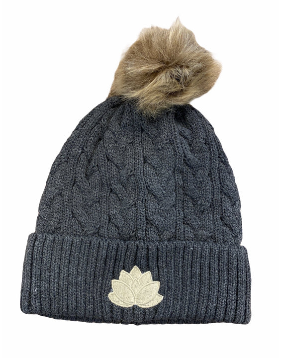 Toque with Pom