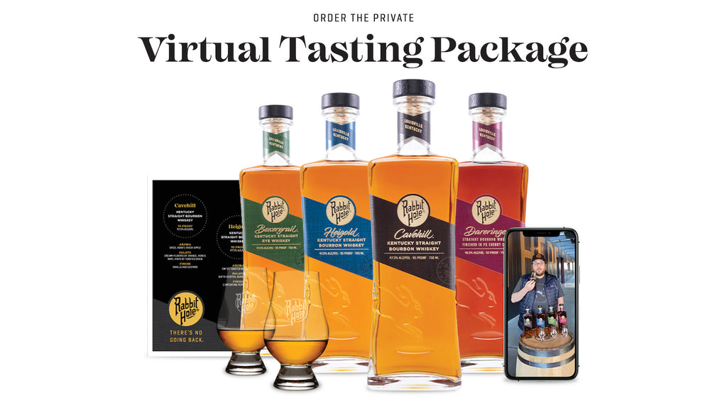 Virtual Tasting Package