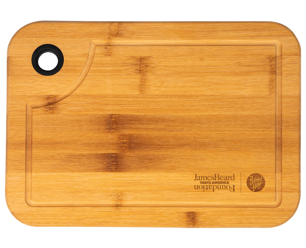 James Beard Foundation Cutting Board