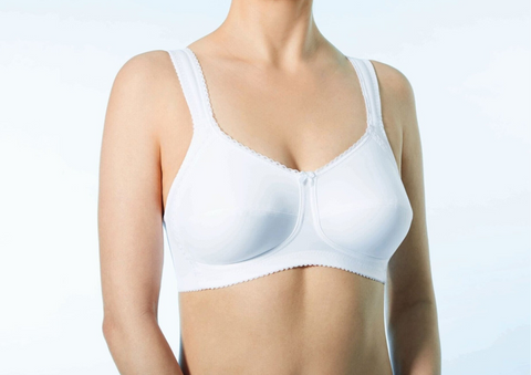 Diana Pocketed - Wire Free - Mastectomy Bra