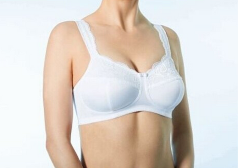 Lola Pocketed - Wire Free - Mastectomy Bra