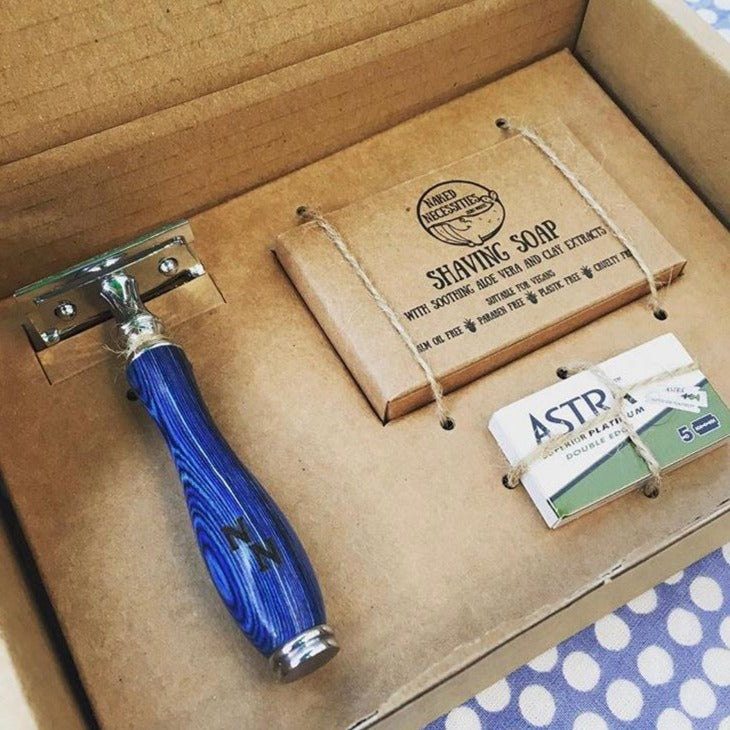 Naked Necessities Razor Kit