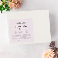 Load image into Gallery viewer, Nathalie Bond Home Spa Kit