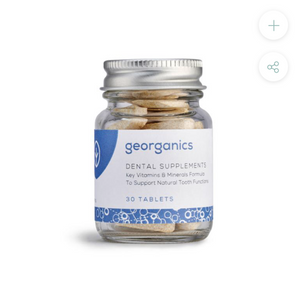 Dental supplements from Georganics