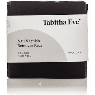 Nail Varnish Remover Pads