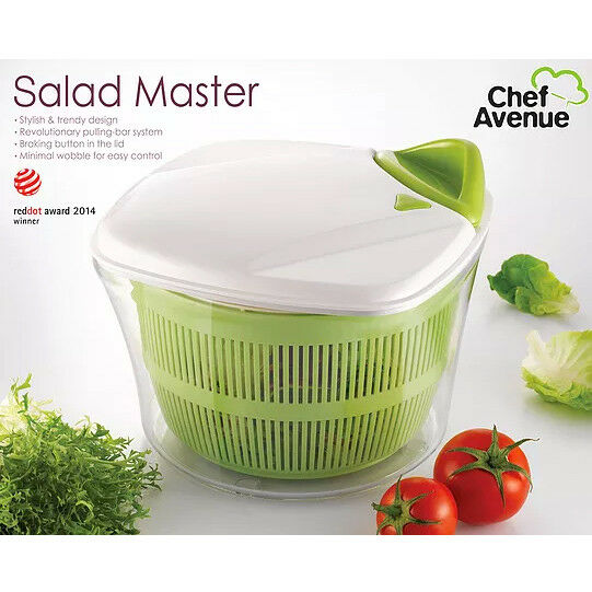 Chef Avenue Master Salad Spinner