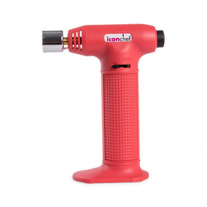 Icon Chef Chef's Torch - Red