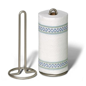 Spectrum Euro Paper Towel Holder - everything kitchen