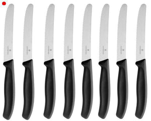 Victorinox 8pc Steak Knife Set - everything kitchen