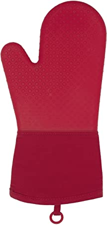 Oxo Silicone Oven Glove - Red