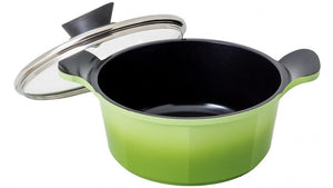 Neoflam Venn Casserole Green 20cm / 2.4L - everything kitchen