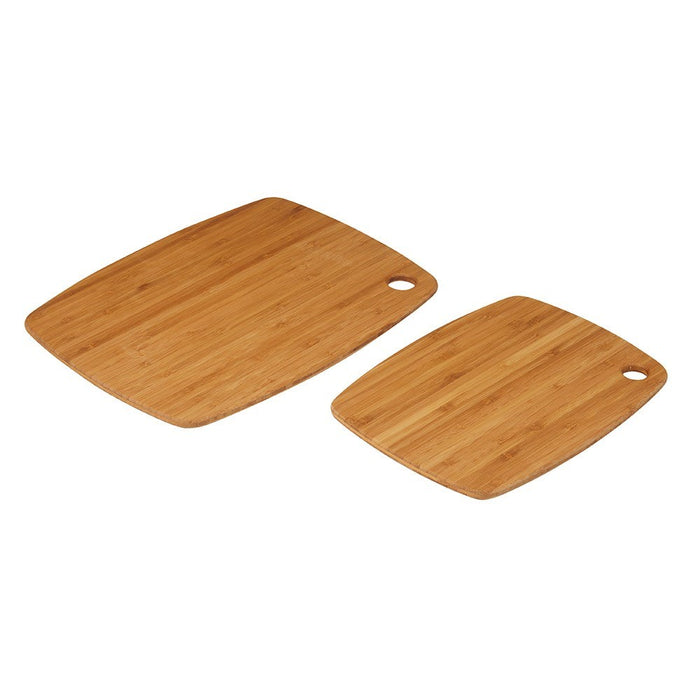 MasterPro 2pc Bamboo Board Set