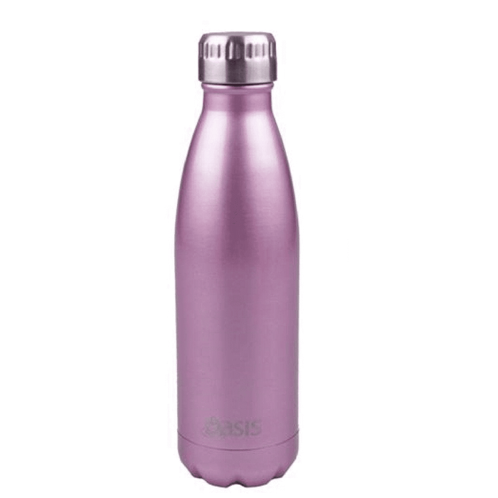 Oasis 500ml Drink Bottle - Blush