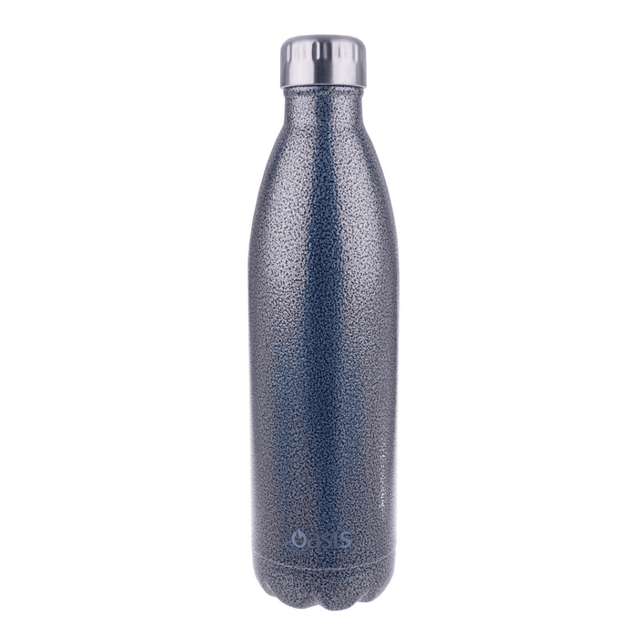 Oasis 500ml Drink Bottle - Hammertone Blue