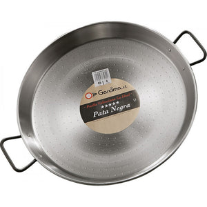Garcima Pata Negra Induction Paella Pan 51cm - everything kitchen