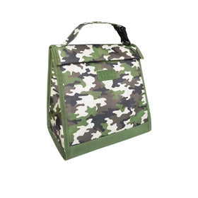 Sachi Style 226 Lunch Pouch - Camo Green