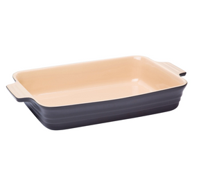 Chasseur Rectangle Baker Caviar XL 34x24