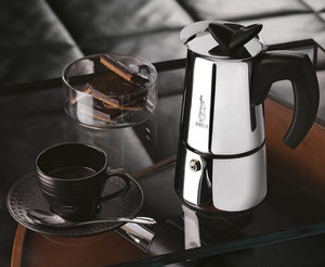 Bialetti Musa 4 Cup S/S Induction