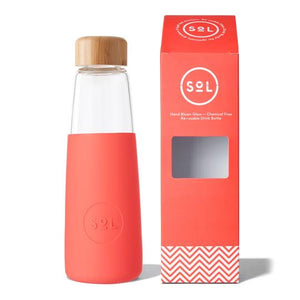 Sol Mini Bottle - Tropical Coral