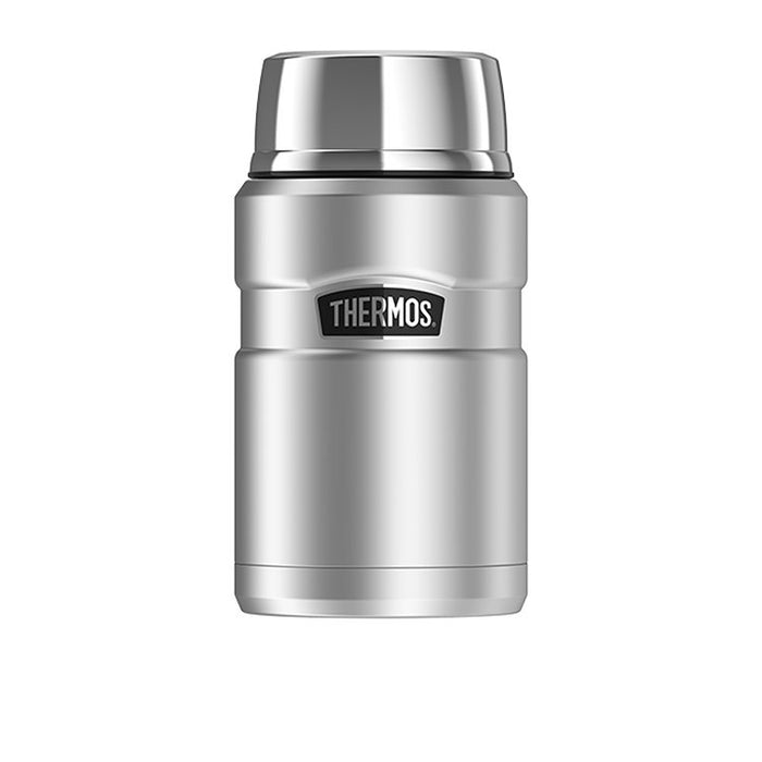 Thermos 710ml Food Flask - Stainless