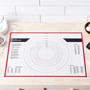 Tovolo Silicone Pastry Mat - everything kitchen