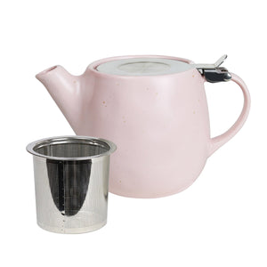 Robert Gordon Teapot 500ml - Pink Earth - everything kitchen