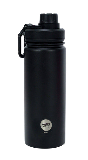 Watermate Stainless Steel 550ml - black - everything kitchen