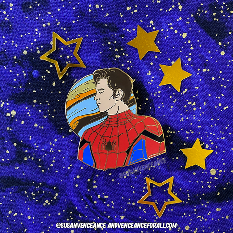 Avengers Astrology Peter Pin