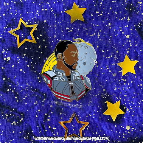 Avengers Astrology Sam Pin
