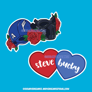Stucky Vinyl Stickers