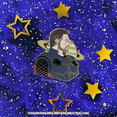 Avengers Astrology Thor Pin