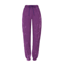 Load image into Gallery viewer, PURPLE SWEET PANTS
