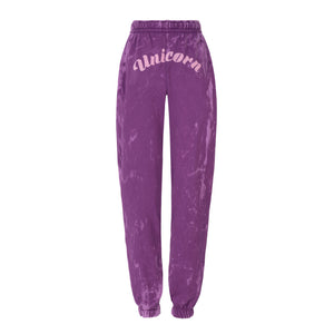 PURPLE SWEET PANTS