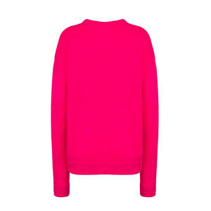 FUXIA GOOD SWEATER