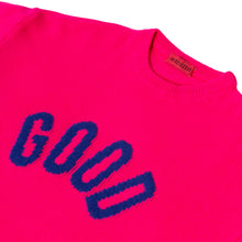 Load image into Gallery viewer, FUXIA GOOD SWEATER