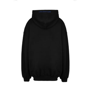BLACK GOODFOR YOU HOODIE