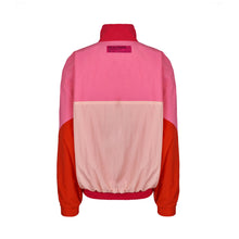 Load image into Gallery viewer, PINK TRACK JACKET
