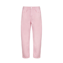 Load image into Gallery viewer, PINK DENIM PANTS