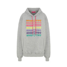 Load image into Gallery viewer, GREY GOODFY HOODIE