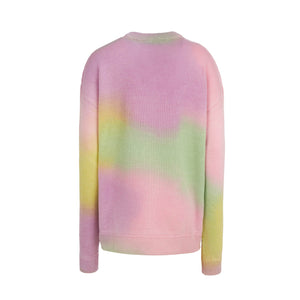 RAINBOW DEGRADE UNICORN SWEATER