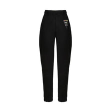 Load image into Gallery viewer, BLACK  BL SWEATPANTS