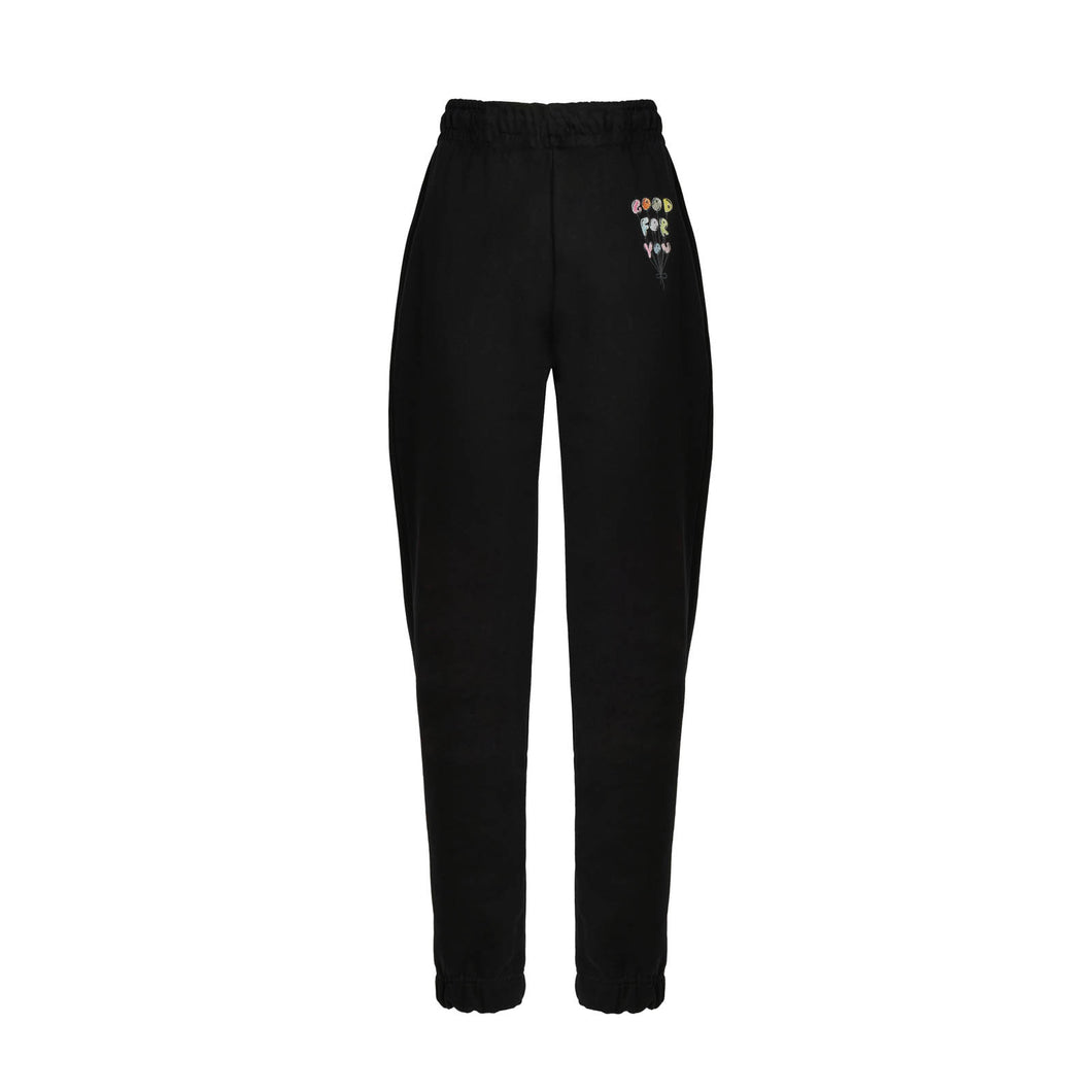 BLACK  BL SWEATPANTS